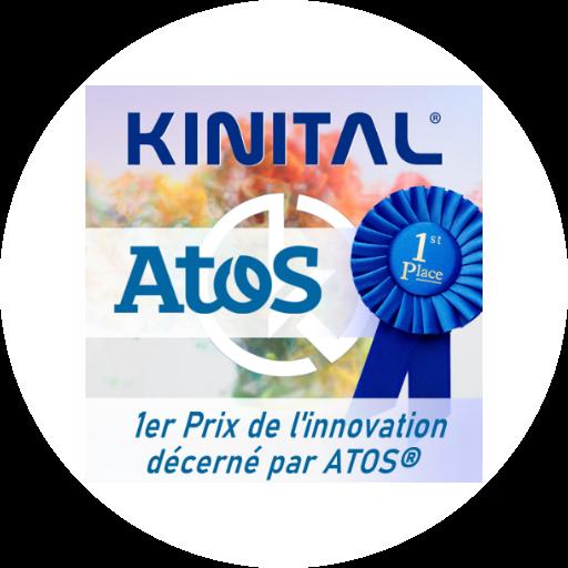 1er Prix de l'innovation 2021 ATOS® Kinital® Kinital.com